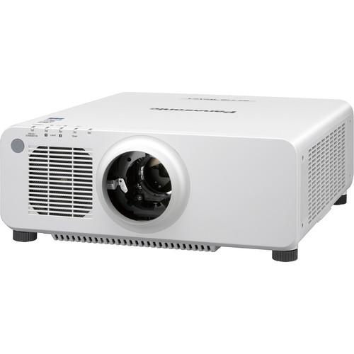 Panasonic PT-RZ770 7200-Lumen WUXGA DLP Projector (White, No Lens)