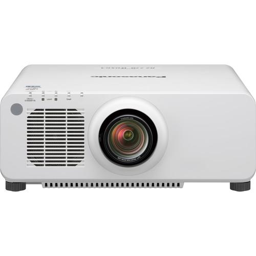 Panasonic PT-RZ770WU 7200-Lumen WUXGA DLP Projector with 1.7 to 2.4:1 Lens(White)
