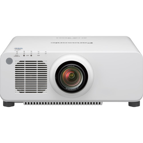 Panasonic PT-RZ770WU 7200-Lumen WUXGA DLP Projector with 1.7 to 2.4:1 Lens (White)