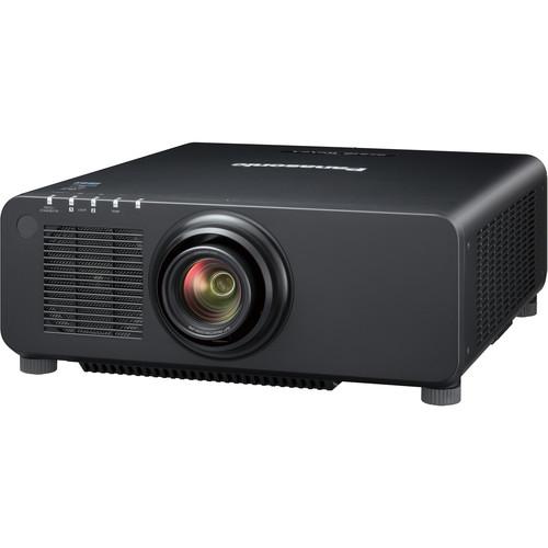 Panasonic PT-RZ870BU SOLID SHINE 8800-Lumen WUXGA Laser DLP Projector (Black)