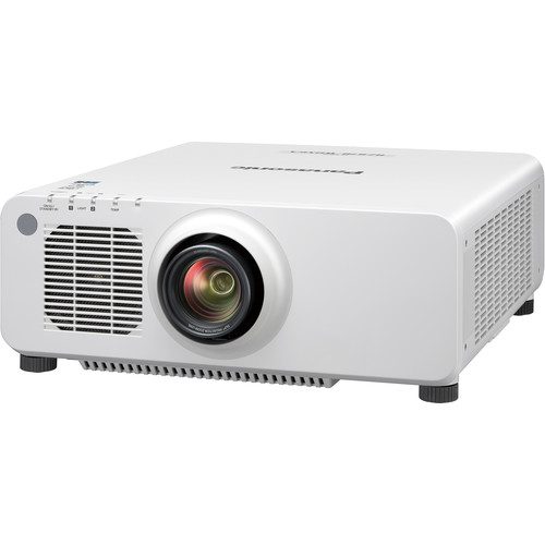 Panasonic PT-RZ870WU SOLID SHINE 8800-Lumen WUXGA Laser DLP Projector (White)