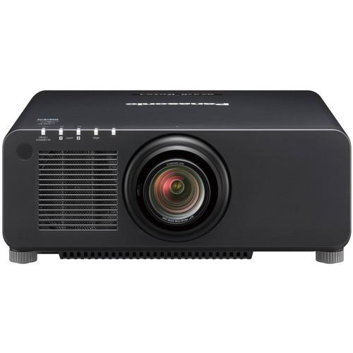 Panasonic PT-RZ970BU 10,000-Lumen WUXGA DLP Projector with 1.7 to 2.4:1 Lens (Black)
