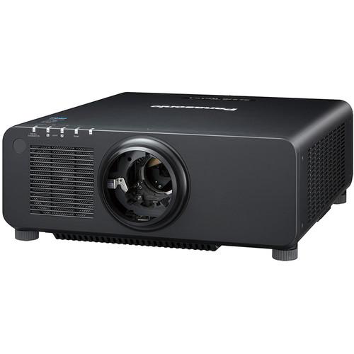 Panasonic PT-RZ970LBU 10,000-Lumen WUXGA DLP Projector (Black, No Lens)