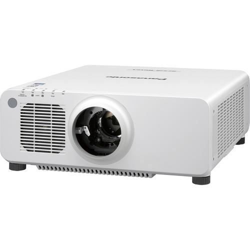 Panasonic PT-RZ970LWU 10,000-Lumen WUXGA DLP Projector (White, No Lens)
