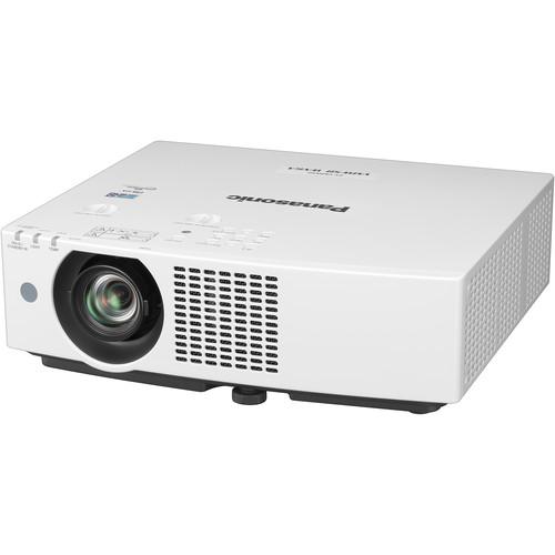 Panasonic PT-VMW50U 5000-Lumen WXGA 3LCD Laser Projector (White)