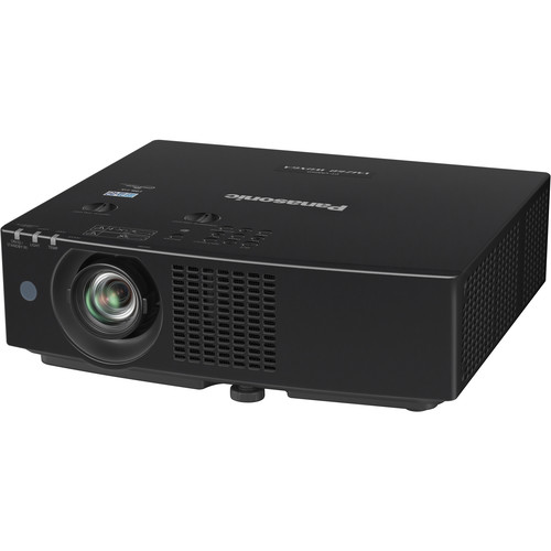 Panasonic PT-VMZ60BU 6000-Lumen WUXGA 3LCD Laser Projector (Black)