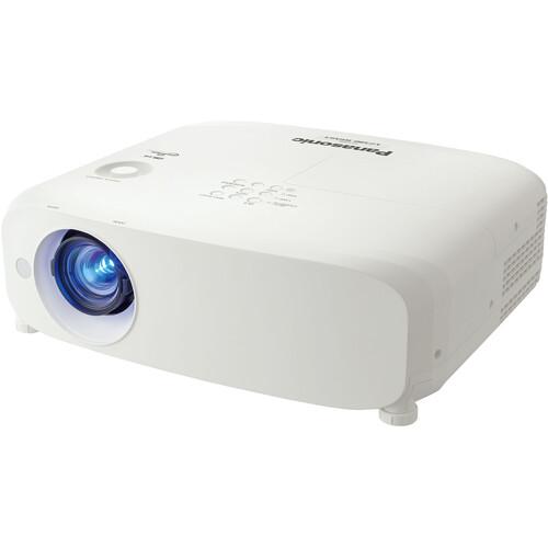 Panasonic PT-VZ580U 5500-Lumen WUXGA 3LCD Projector
