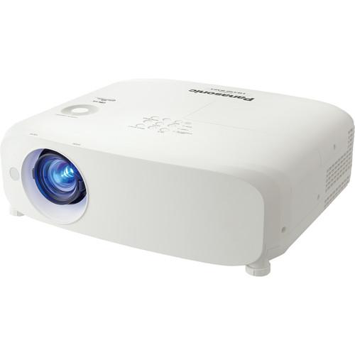 Panasonic PT-VZ585NU 5000-Lumen WUXGA 3LCD Projector with Wi-Fi