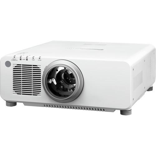 Panasonic PT-DW830ULW WXGA 1-Chip DLP Projector (White)