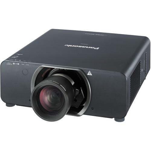 Panasonic PT-DZ10KU 3-Chip DLP Projector (No Lens)