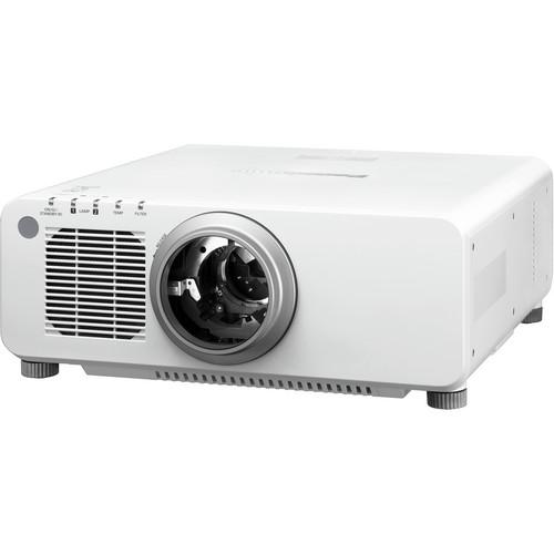 Panasonic PT-DZ870ULW WUXGA 1-Chip DLP Projector (White)