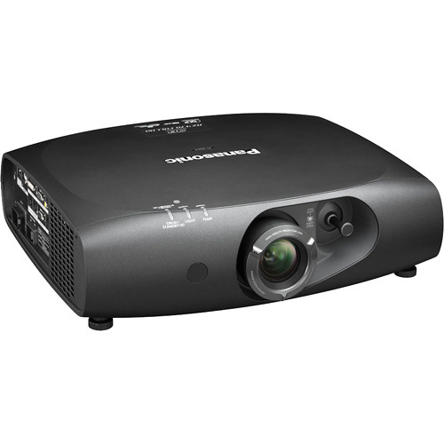 Panasonic SOLID SHINE PT-RW330U Lamp-Free 1-Chip DLP Projector with Lens
