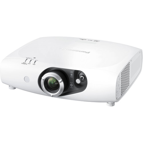 Panasonic SOLID SHINE PT-RW430UW 1-Chip DLP Projector (White)