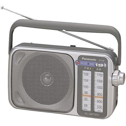 Panasonic RF-2400 Portable AM/FM Radio