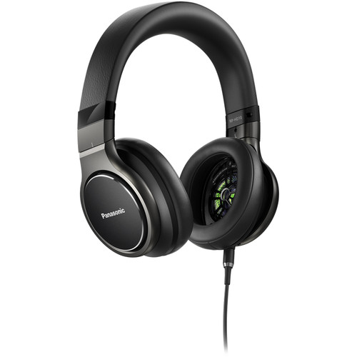 Panasonic RP-HD10C On-Ear Hi-Res Premium Headphones