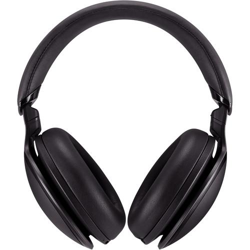 Panasonic RP-HD605N-K Premium Hi-Res Wireless Bluetooth Noise Cancelling Headphones (Black)