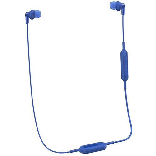 Panasonic Ergofit Wireless In-Ear Headphones (Blue)