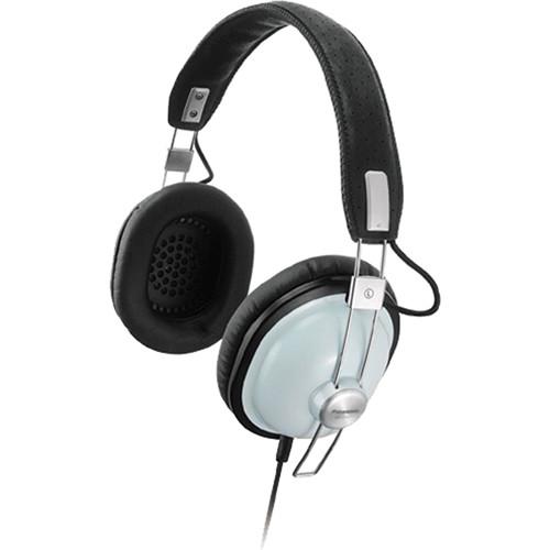 Panasonic RP-HTX7 Around-Ear Stereo Headphones (Blue)