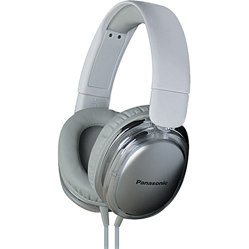 Panasonic Street Band HX450C Over-Ear Headphones (White)