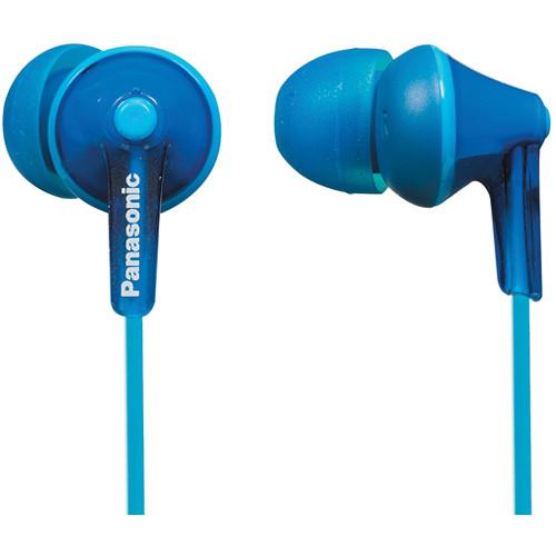 Panasonic ErgoFit In-Ear Headphones (Blue)
