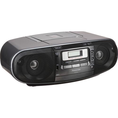 Panasonic RX-D55 CD Radio Cassette Recorder