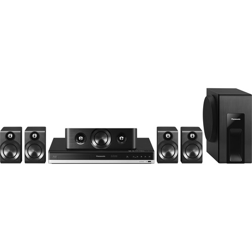 Panasonic SC-BTT405 5.1-Channel 3D Smart Blu-ray Home Theater System