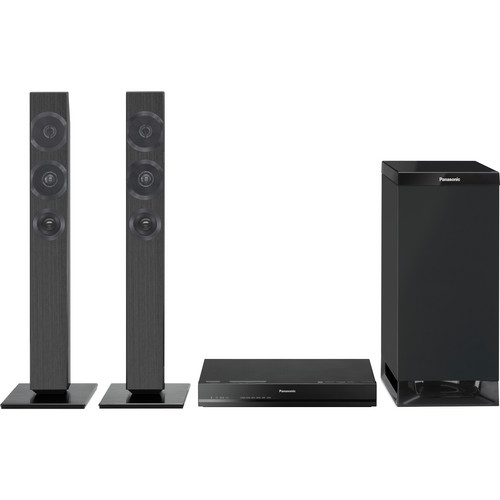 Panasonic SC-HTB370 240W Home Theater System Sound Bar with Subwoofer