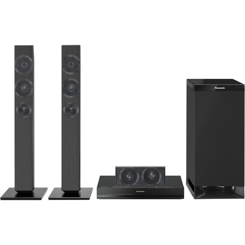 Panasonic SC-HTB770 300W Home Theater System with Subwoofer (Black)