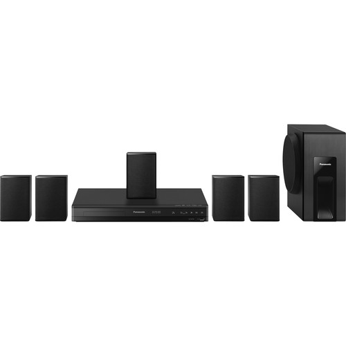 Panasonic SC-XH105 DVD Home Theater Sound System