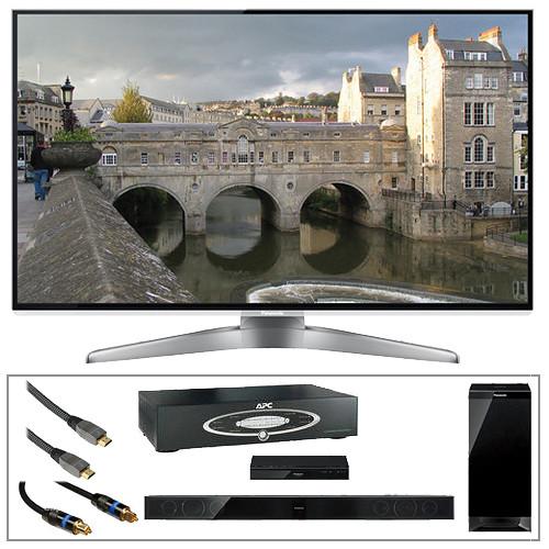 """Panasonic TC-L47WT50 47"""" Smart Viera LED 3D TV Advanced Kit"""
