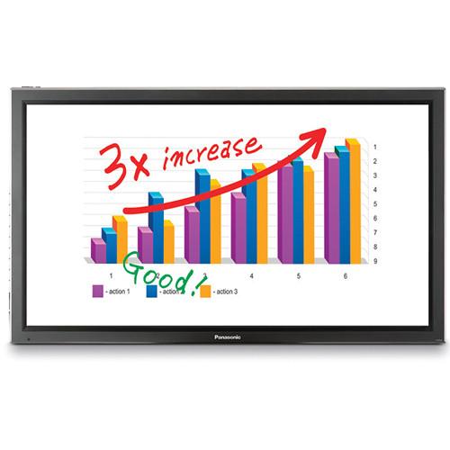 "Panasonic TH-50PB2U 50"" Interactive Plasma Display"