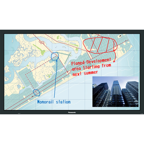 "Panasonic 65"" BF1 Series Multi-Touch Full HD Professional Display"