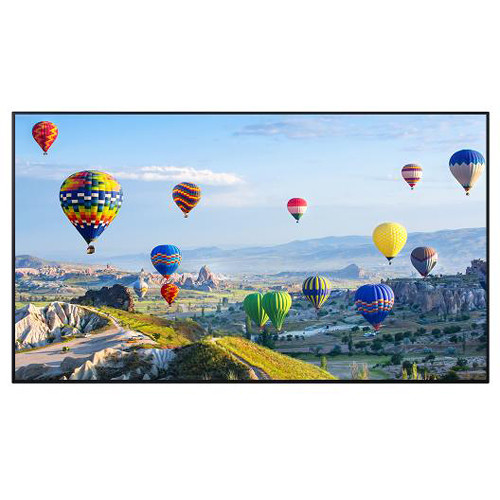 """Panasonic 98"""" Class HDR 4K UHD Large Format IPS Commercial Display"""