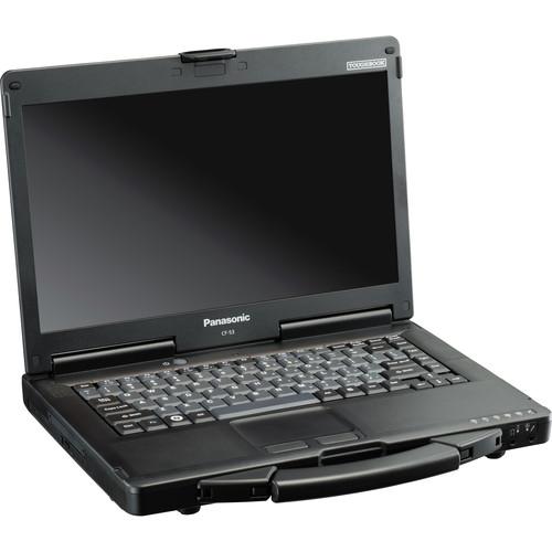 """Panasonic Toughbook 53 CF-CF-532JCZYCM 14"""" Lite Notebook Computer"""