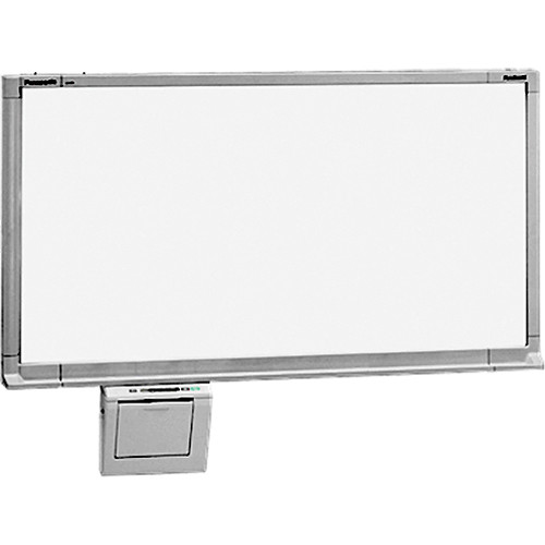 "Panasonic 64"" Electronic Whiteboard with Built-In Monochrome Printer & USB Port"