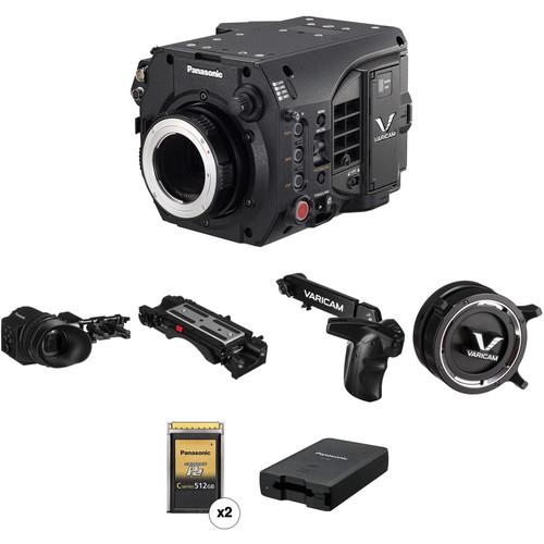 Panasonic Cinema VariCam LT-ProEX-B Kit