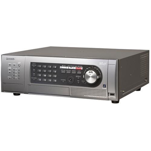 Panasonic WJ-HD716 16-Channel H.264 Real-Time Digital Disk Recorder (3TB, NTSC)