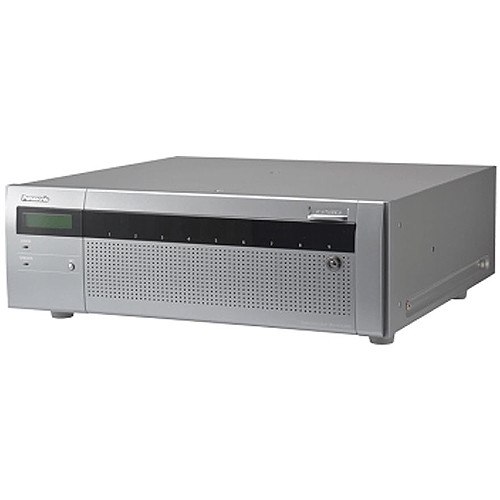 Panasonic HDD Extension Unit for WJ-NX400K Recorder with 9 x 6TB HDD