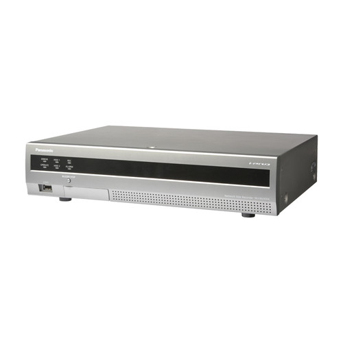 Panasonic WJ-NV300 Series 16-Channel 3MP NVR with 12TB HDD