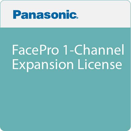 Panasonic FacePro 1-Channel Expansion License