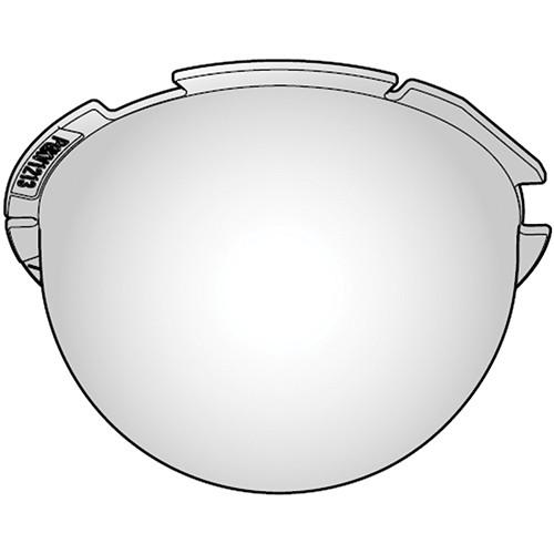 Panasonic WV-CF5SA Smoke Dome Cover for WV-SFN631L/611L and WV-SF538/539 Dome Cameras