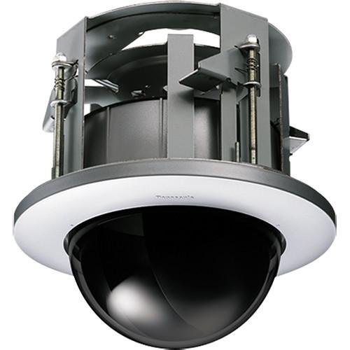 Panasonic WV-Q159S Embedded Ceiling Mount Bracket for WV-S6130 Camera (Smoke)