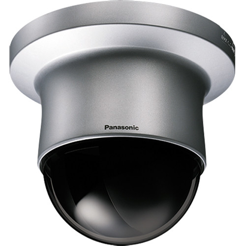 i-PRO WV-Q160S Indoor Dome Cover for WV-S6130 Camera (Smoke)