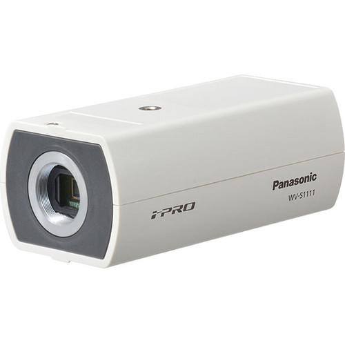 Panasonic WV-S1111 Super Dynamic 720p Network Box Camera (No Lens)