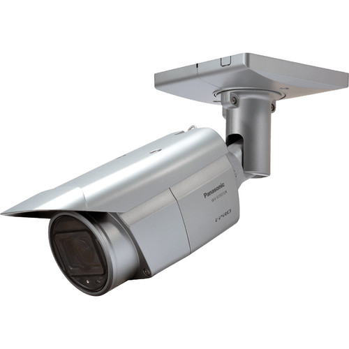 Panasonic i-Pro Extreme iA WV-S1531LN 3MP Network Camera with Night Vision & 2.8-10mm Lens