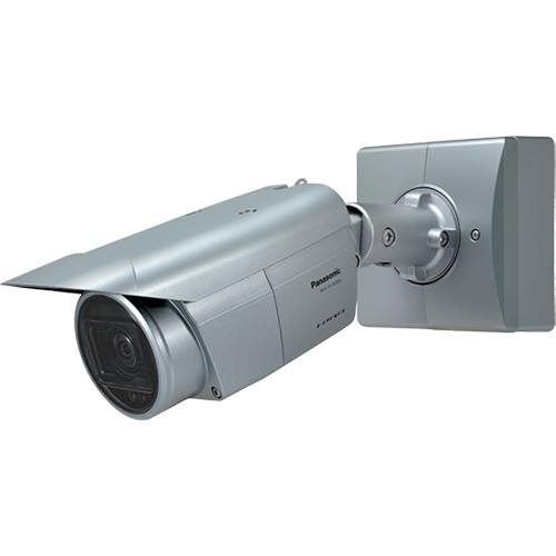 Panasonic iPro Extreme WV-S1550L 5MP Outdoor Network Box Camera with Night Vision & 2.9-9mm Lens