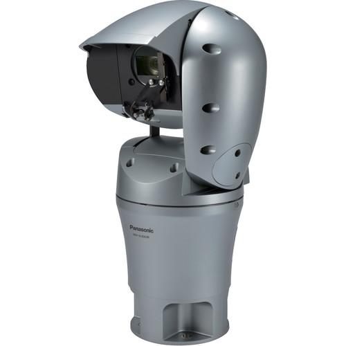 Panasonic AeroPTZ 1080p Rugged Outdoor PTZ Network Camera (Natural Silver)
