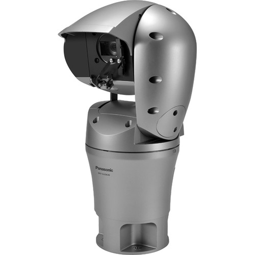 Panasonic AeroPTZ 1080p Rugged Outdoor PTZ Network Camera (Gray)