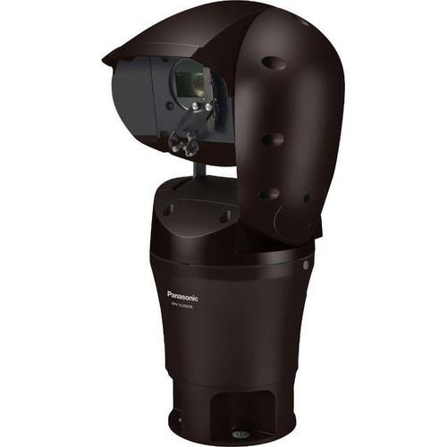 Panasonic AeroPTZ 1080p Rugged Outdoor PTZ Network Camera (Brown)