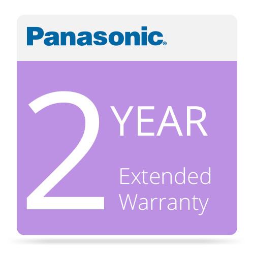 Panasonic WV-SVCSC17EXT2Y 2-Year Warranty Extension for WJ-NV200/4000T2 & WJ-NV200/6000T3 NVRs